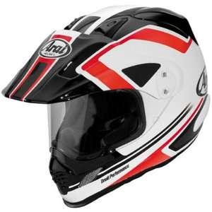 Arai XD 3 Dual Sport Motorcycle Helmet Adventure Red