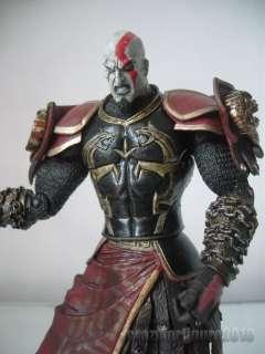 NECA GOD OF WAR II KRATOS 7 ACTION FIGURE ARES ARMOR BLACK
