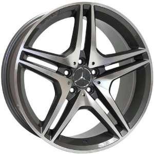 Eurosport MB8 20x8.5 20x9.5 Mercedes Benz C E Class Wheels Rims