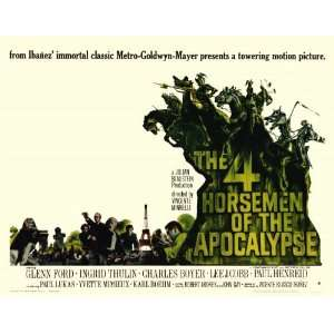 Glenn Ford)(Charles Boyer)(Lee J. Cobb)(Paul Henreid)(Yvette Mimieux
