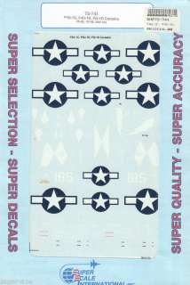 72 SuperScale Decals FG 1D F4U 1D Corsair 72 741