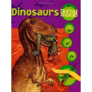 Dinosaurs Facts, Things to Make, Activities (Craft Topics