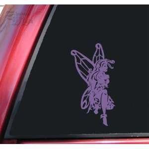 Fairy / Faery / Fae #1 Lavender Vinyl Decal Sticker