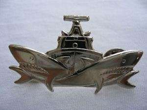 Israeli army IDF navy fast patrol boats crew badge