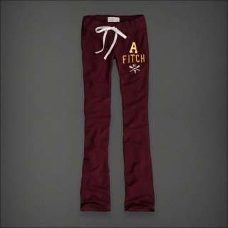 NWT Abercrombie & Fitch Women Perfect Butt Pants Sweaterpant