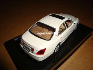 43 Toyota Crown MAJESTA/China Faw redflag HQ3 white