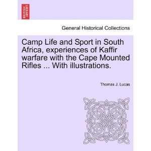 Rifles  With illustrations. (9781241515157) Thomas J. Lucas Books