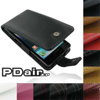 PDair Leather Flip Case for Samsung Infuse 4G SGH i997