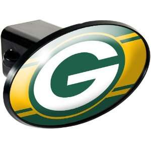 BSS   Green Bay Packers NFL Trailer Hitch Cover