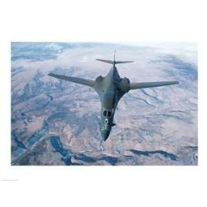 Air Force B1 B Bomber 24.00 x 18.00 Poster Print: Home & Kitchen