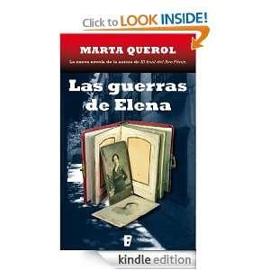 Las guerras de Elena (B DE BOOKS) (Spanish Edition) Marta Querol