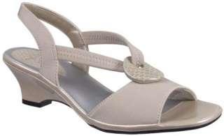 Lifestride Finesse 2 Womens Sandal Mid High Heel Shoes High Heel