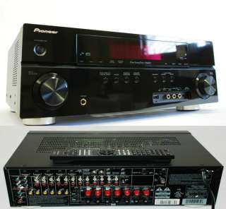1019AH K 7.1 Channel A/V 1080p HDMI iPod Ready Home Theater Receiver
