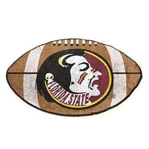 Florida State Seminoles FSU NCAA 22 X 35 Football Mat