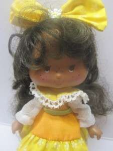 Vintage Strawberry Shortcake Orange Blossom Berrykin
