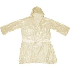 Muhammad Ali Autographed Gold Lam? Robe Sports & Outdoors