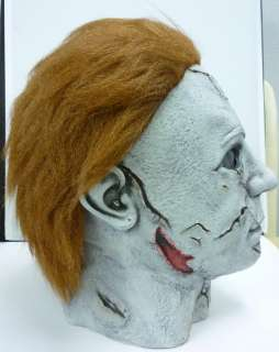 MYERS MASK Halloween 6 Curse Latex Prop Replica Party Costume Michael