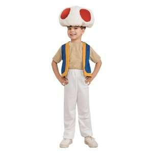 Rubies Costume Co R883739 M Boys Super Mario Bros Toad