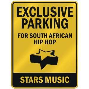 PARKING  FOR SOUTH AFRICAN HIP HOP STARS  PARKING SIGN MUSIC