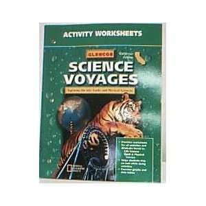 Green Activity Worksheets 2001 (9780078244056) McGraw Hill Books