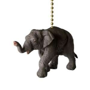 Elephant Ceiling Fan Light Pull