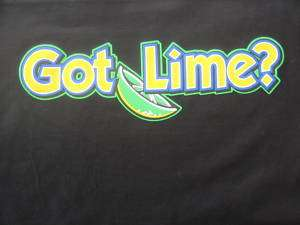 GOT LIME Funny T Shirt Cool Tequila Bar Adult Humor Tee