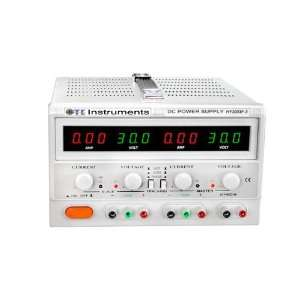 OTE HY3005F 3 Variable Triple DC Power Supply Dual Red