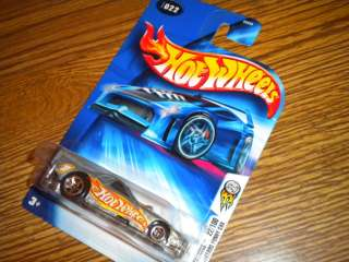 2004 HOT WHEELS ZAMAC MUSTANG FUNNY CAR WHITE TAMPO RARE HTF MONMC