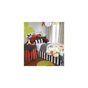 McKenzie 3 Piece Twin Duvet Set   Girls Bedding: Home