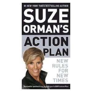 Suze Ormans Action Plan (9780812981551) Suze Orman