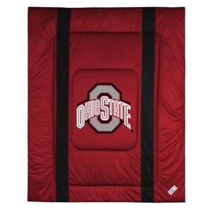 Ohio State University Buckeyes Comforter Full Queen