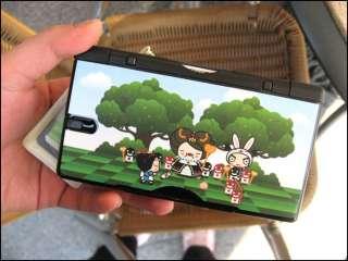 PUCCA IN WONDERLAND Nintendo DS NDS Lite Skin STICKER
