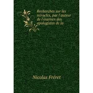 chrétienne: Paul Henri Thiry [Holbach Nicolas Fréret: Books