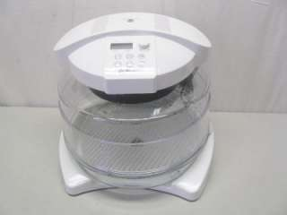 FLAVOR WAVE DELUXE CONVECTION/INFRARED OVEN MHO 1200 |