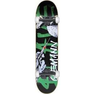 Slave Goemann Test Rat Complete Skateboard   8.0 w/Thunder