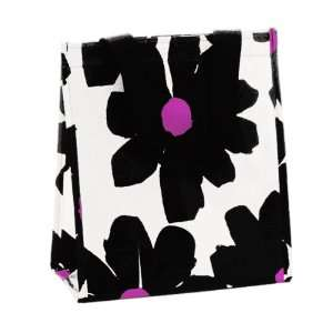 Blossom Hot Stuff Insulated with Black & Hot Pink Flowers, Going Green