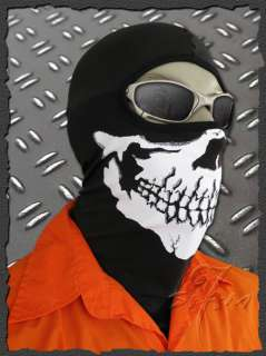 MONSTER★ Skull Balaclava Ghost Face Mask MW3 Modern Warfare 3