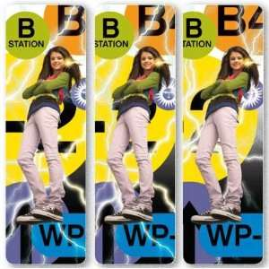 Wizards of Waverly Place   Selena Gomez   3D Bookmark Office Products