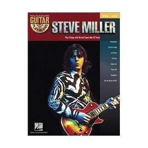 Steve Miller   Guitar Play Along Volume 109   Book and CD