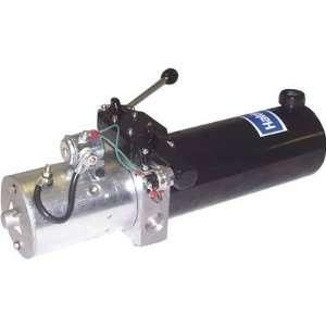Haldex 12 Volt DC Power Unit   Manual Operation, Double Acting, Model