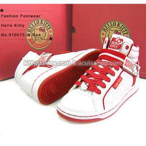 Sanrio Hello Kitty Lady Sneakers Red #910675