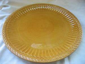 American Atelier at Home Athena Honey 5166 Dinner Plate