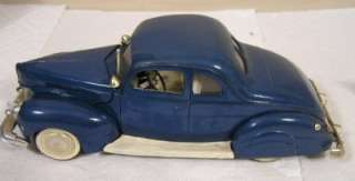 Vintage Built Up AMT 1940S Coupe Hot Rod Chevy Ford Model Kit |