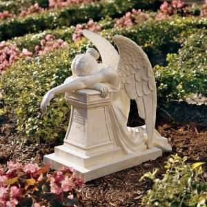 Weeping Angel Monument: Home & Kitchen