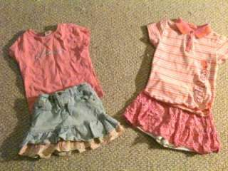 GIRLS SPRING SUMMER CLOTHES LOT SIZE 4T 5T HUGE LOT 54 PIECES DRESSES