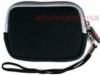 Black GPS Sleeve Pouch Bag Case for Garmin Nuvi 205