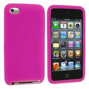 Electromaster(TM) Brand   Hot Pink Silicone Rubber Gel Soft Skin Case