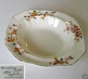 Alfred Meakin Harmony Shape Berry Bowl