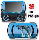 Cool Skull SKIN STICKER DECAL COVER for SONY PSP Go items in
