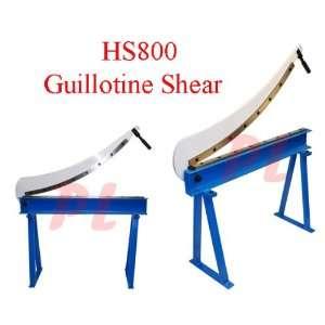 Shear Cutting Metal Fabrication Cutter Shear